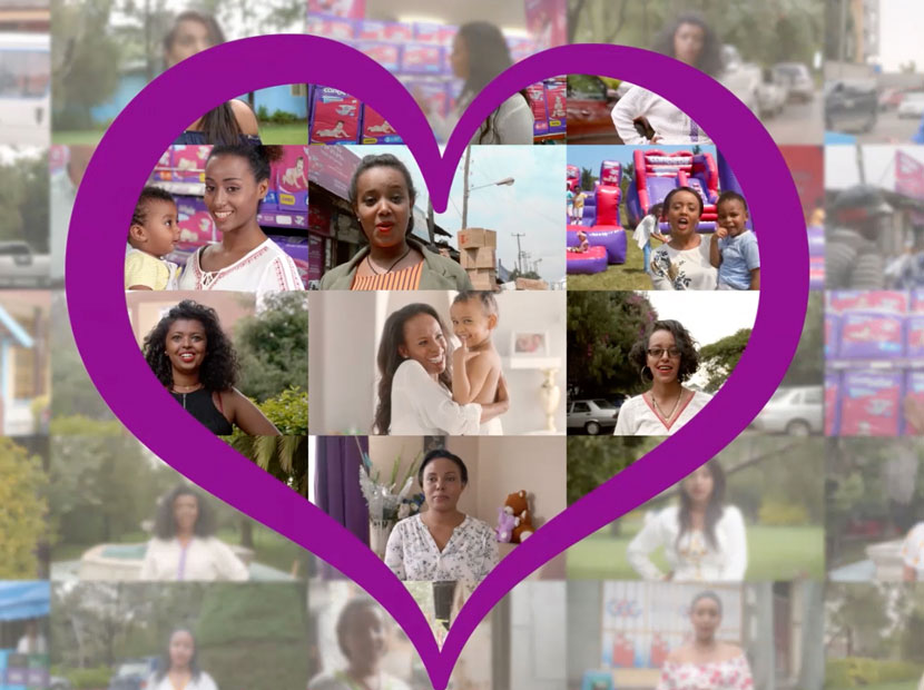 Afrikalı annelerin dilinden Canbebe