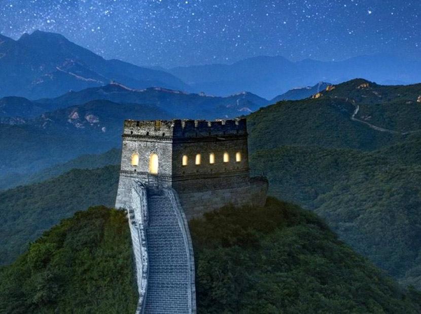 Airbnb'den başlamadan biten Çin Seddi yarışması