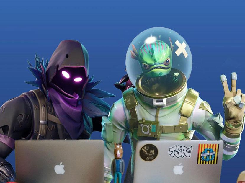 Sıradaki staj ilanı, Fortnite oynamayı sevenlere