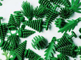 LEGO'dan çevre dostu tuğla hamlesi