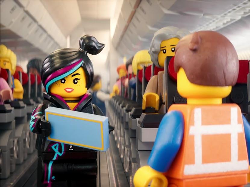 THY'den LEGO karakterleriyle uçuş emniyet videosu