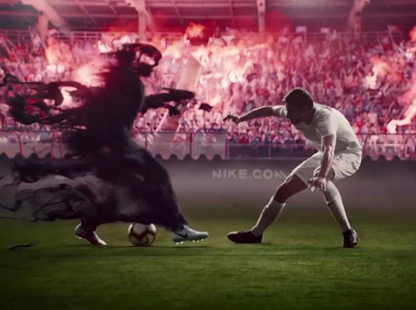 Futbolun korku salan efsanesi