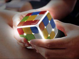 Rubik Küpü'ne teknolojik alternatif: GoCube