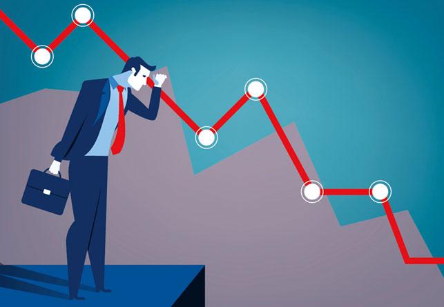 Aşağı tükürsen piyasalar yukarı tükürsen taban