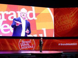 Daima yeniliklerle Brand Week Istanbul