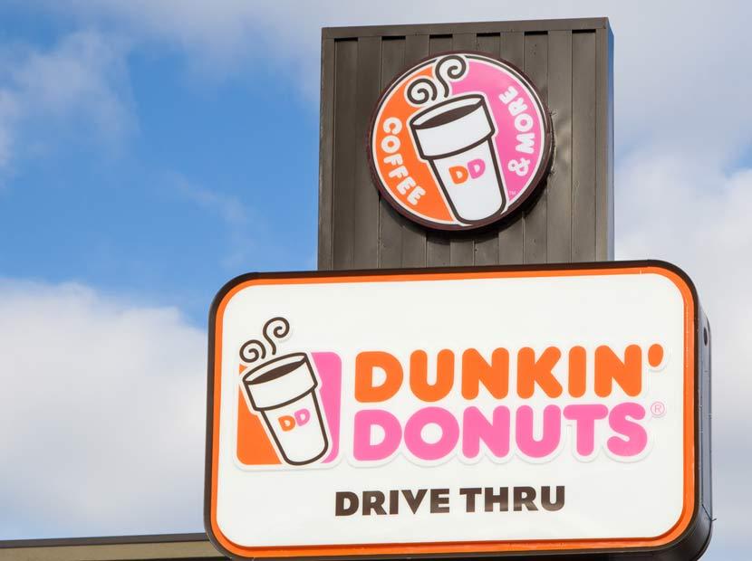 Dunkin' Donuts ismini değiştiriyor