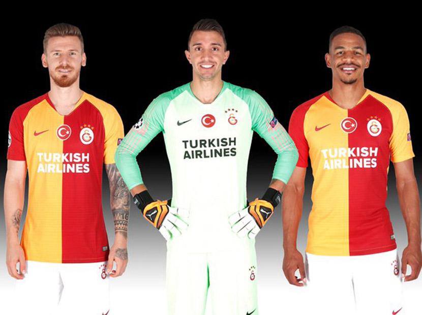 Galatasaray ve THY'den Avrupa'da işbirliği