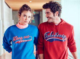 Koton'un yeni reklam yüzleri Burak Deniz ve Melisa Şenolsun