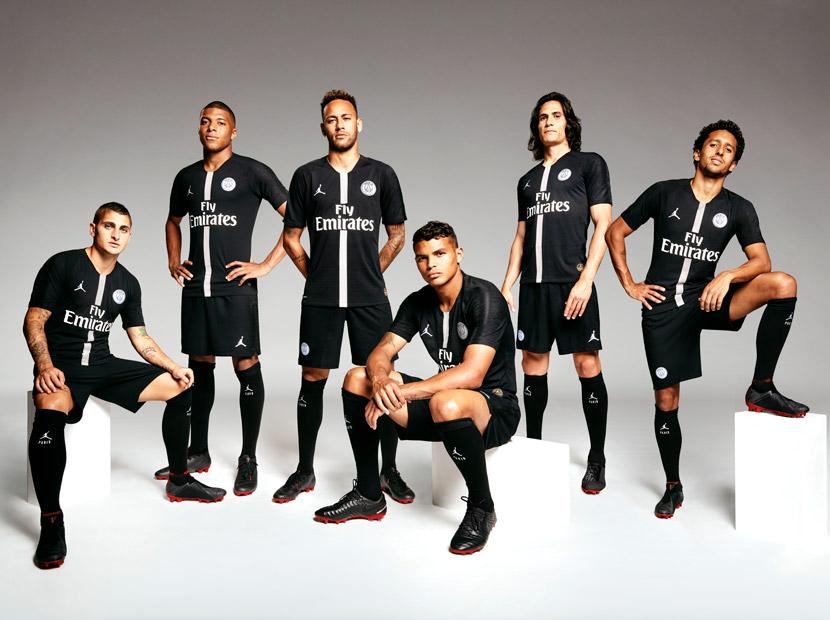 Nike Jordan ve PSG'den işbirliği