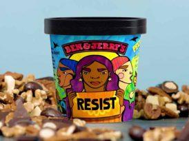 Tadında muhalefet olan bir dondurma