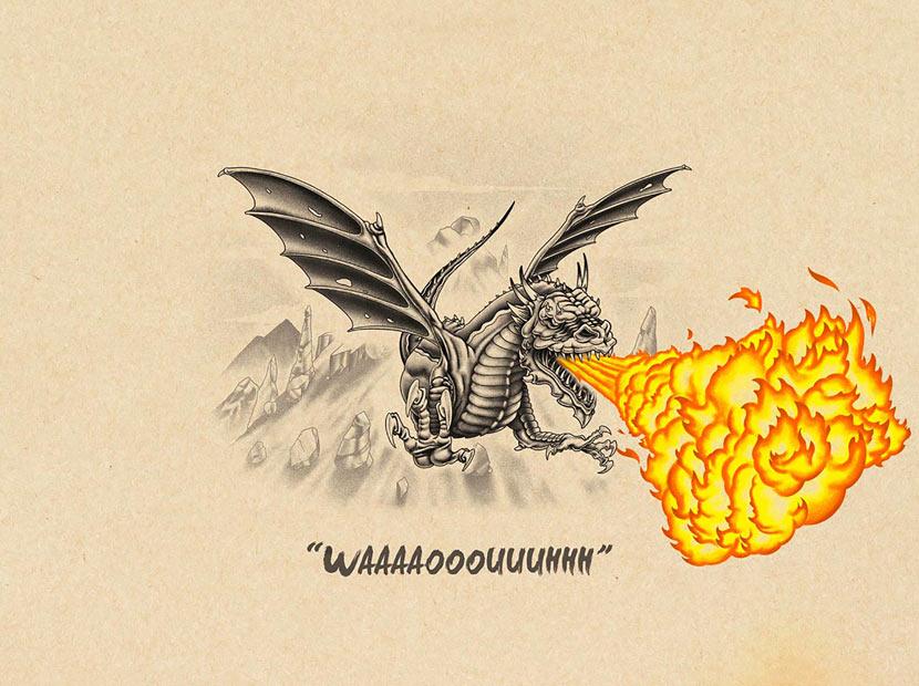 Ateşle daha güzel