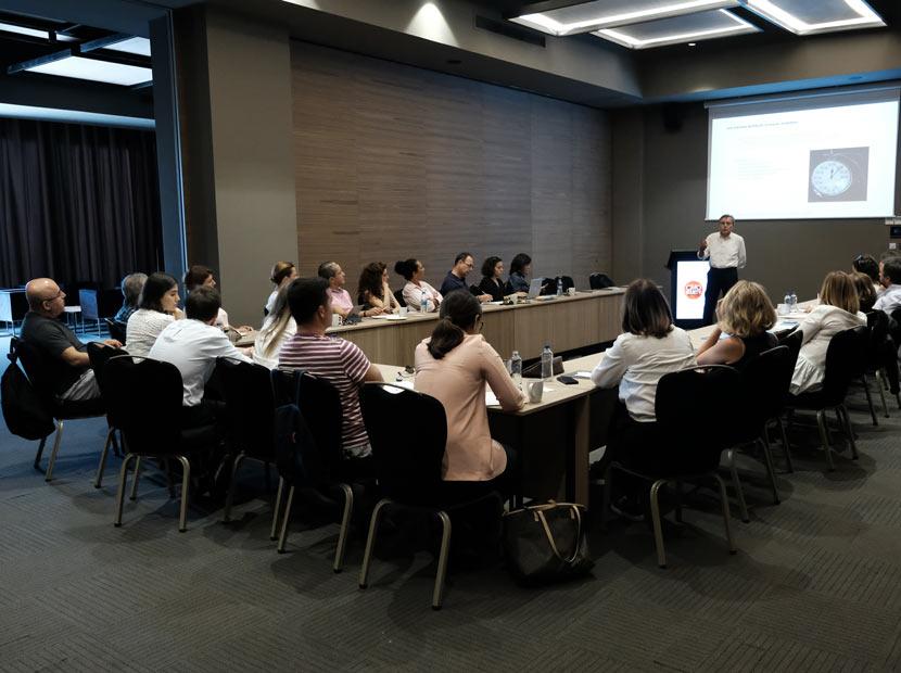 CMO Society üyeleri İzmir'de buluştu