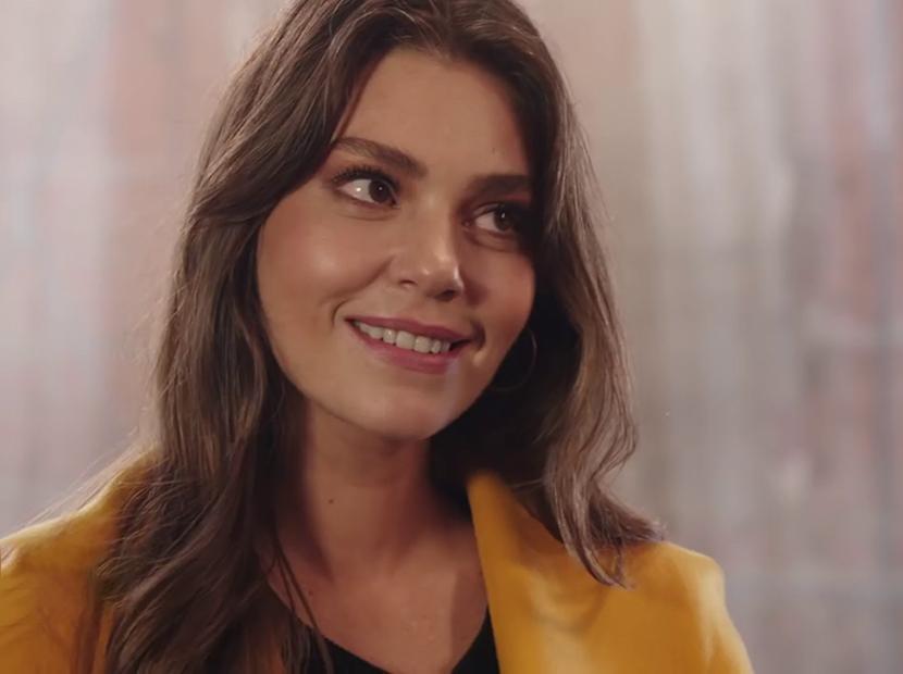 DeFacto'nun yeni kadın reklam yüzü Aslı Enver
