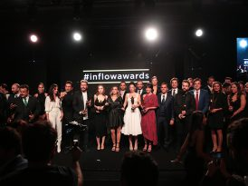 INFLOW Ödülleri sahiplerini buldu