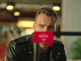 Nescafe 3ü1 Arada'nın yeni reklam yüzü The Bürsin