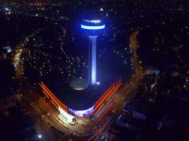 Ankara'ya Atakule'den bakmak