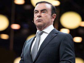 Renault CEO'su istifa etti