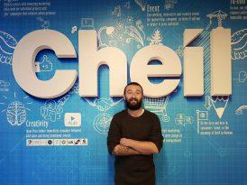 Cheil Türkiye'ye yeni kreatif direktör