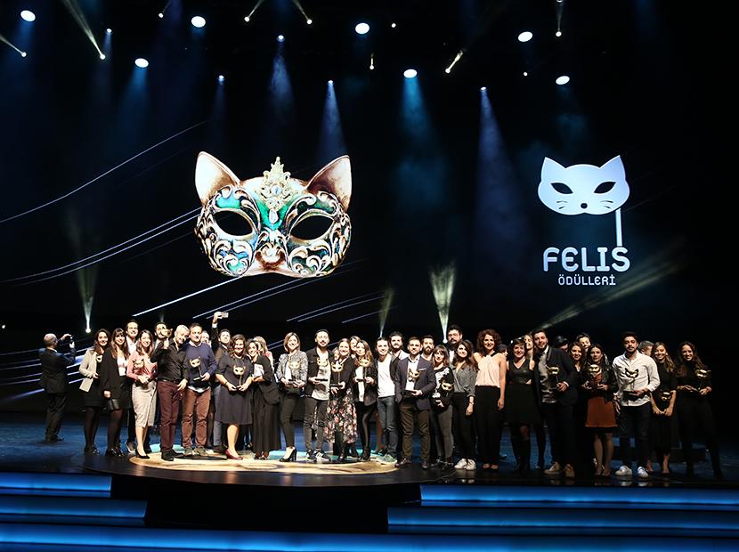 13. Felis Ödülleri sona erdi