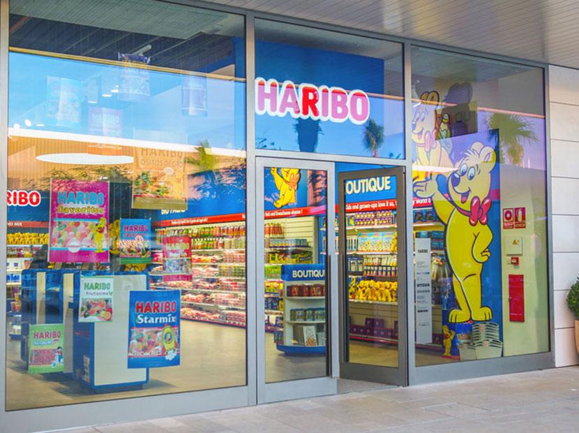 HARIBO'dan lezzetli bir meydan okuma