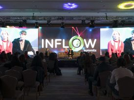 INFLOW Global Summit'18 başlıyor
