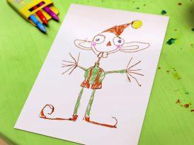 Bir elf, bir sır, bir ifşa