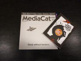 MediaCat'in Kasım sayısı sınır tanımayanlar için!