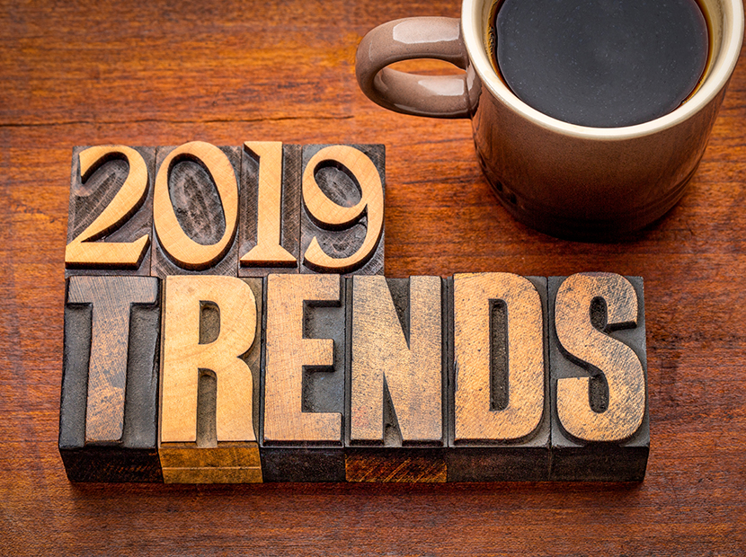 2019'da ıskalamamanız gereken 10 trend