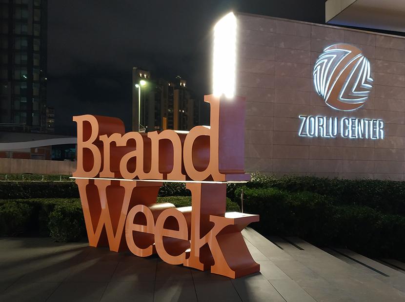 Rakamlarla Brand Week 2018