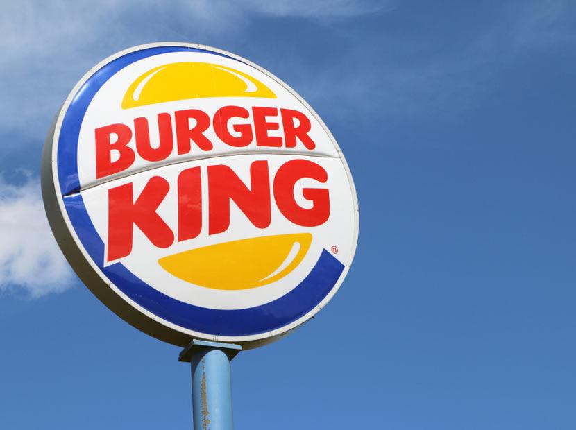 Burger King'den bitmemiş bir kampanya