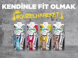 Pınar Protein'den #GüzelHareket