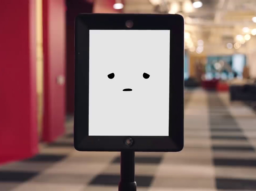 Bir yapay zekâ ağlıyor: Marcel'den yeniyıl dilekleri