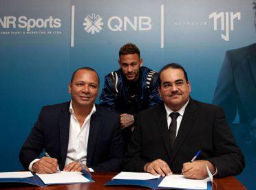 QNB Group'un uluslararası marka elçisi Neymar