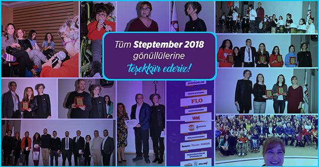 Steptember 2018