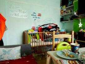 Londra'nın çocuk odaları