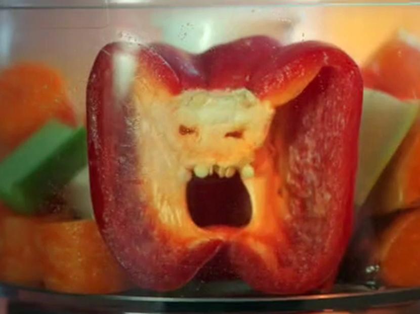 Çocuklar sebzelere karşı