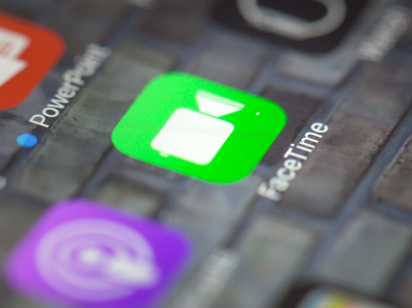 Apple'a FaceTime soruşturması