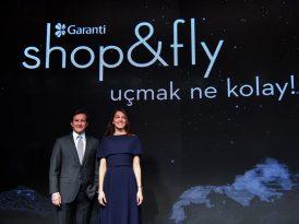Garanti'den yeni bir kredi kartı: Shop&Fly