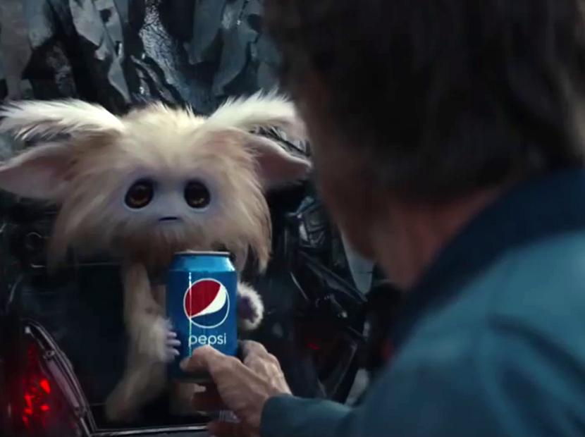 Pepsi'yle üçüncü türden yakınlaşmalar