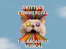 Skittles'tan Super Bowl şerefine bir müzikal