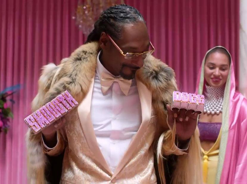 Snoop Dogg değil Smoooth Dogg
