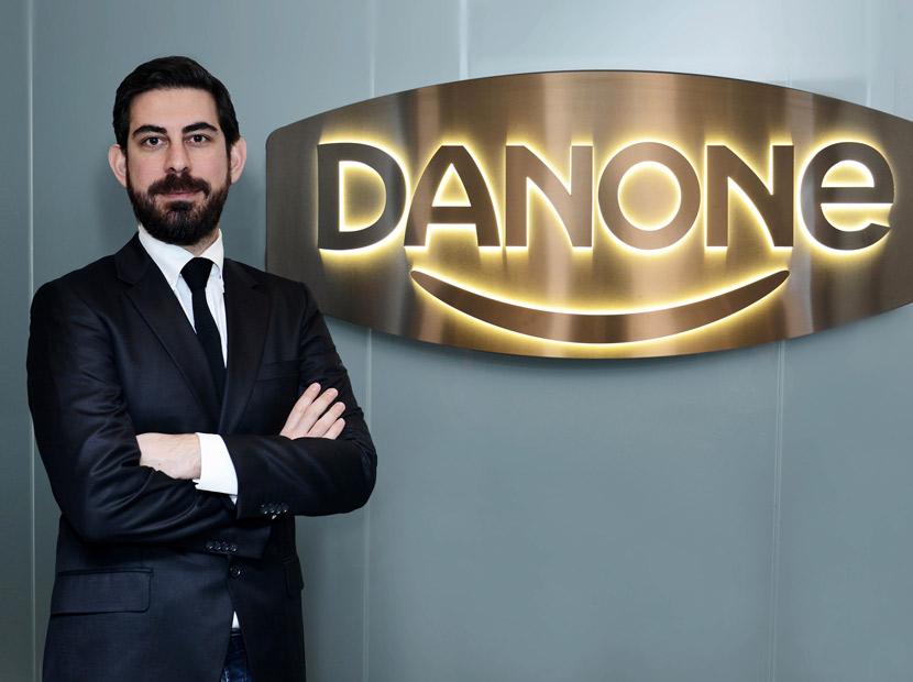Danone Türkiye Sütlü Ürünler'e yeni pazarlama direktörü