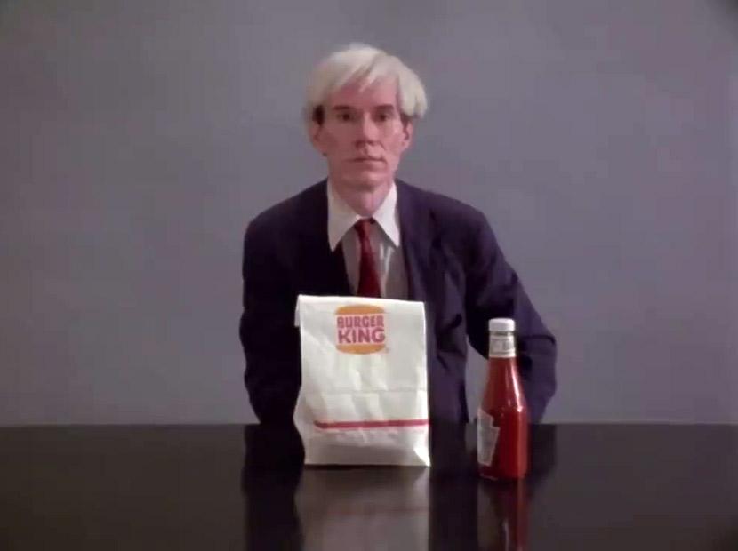 Reklamlar Burger King, gerçekler McDonald's
