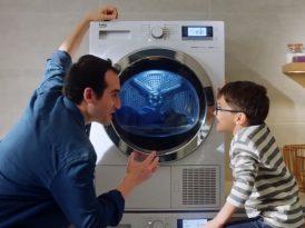 Çamaşır derdine kurutucu çözümü
