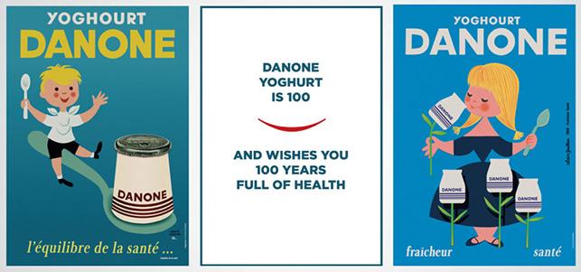 Danone 100 yaşında