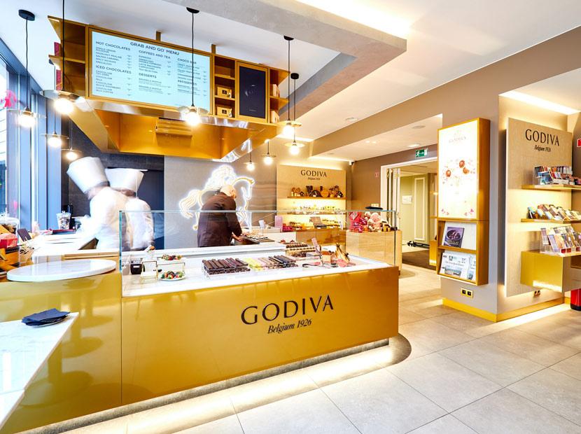 Godiva'nın dört ülkedeki hakları satıldı