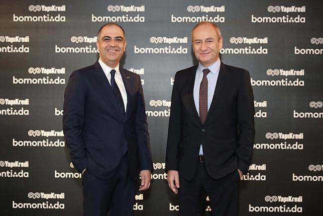 Yapı Kredi bomontiada'nın isim sponsoru oldu