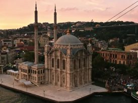 Ridley Scott'la İstanbul'da yolculuk