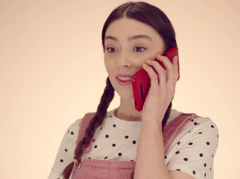 Telefon kalbin aynasıdır