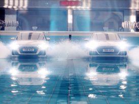Audi'den senkronize hareketler